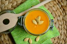 The pumpkin is the unofficial flavor of fall in America and it has been linked to many health benefits, including boosting the immune system and eye health. Keep away the cold chill with this seasonal and delicious creamy pumpkin soup recipe. Best Pumpkin, Diy Pumpkin, Healthy Pumpkin, Pumpkin Soup, Pumpkin Recipes, Apple Soup, Vegan Pumpkin, Canned Pumpkin, Pumpkin Puree