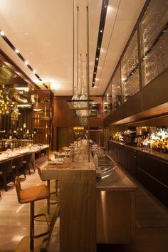 Restaurant Design : Cocteau In Beirut Restaurant Lighting, Restaurant Bar  Design, Bar Lighting,