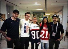 Our boys #slovakia #MS2015 #meszaros #jurco #tatar ☝️✊✊ Trto90 Tomas_Jurco