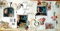 coeur d'amour - Scrapbook.com