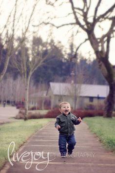 Pure Joy! 1 Year Old Baby Photography | Oregon | LiveJoy Photography