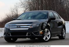 2010 Ford Fusion Hybrid - gets 60 mpg as we drive at 5 mph across Cross Bronx Distressway!