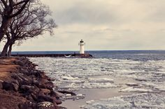 lighthouse backround: Wallpapers Collection - lighthouse category