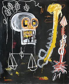 Jean Michel Basquiat, Untitled (1982)