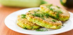 Gluten-free zucchini and dill fritters recipe from Monica Meldrum Paleo Zucchini Fritters, Zucchini Pancakes, Zucchini Fries, Baby Food Recipes, Wine Recipes, Vegetarian Recipes, Cooking Recipes, Healthy Recipes, Little Lunch