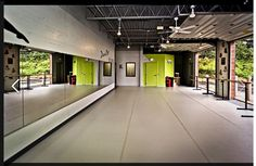 Where I dance while I'm home. Miss this studio/love dancing here. We Rock The 8!!1