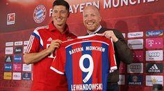 Lewandowski - FC Bayern München AG