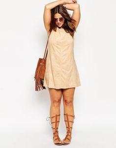 The Curvy Fashionista | 15 Plus Size Suede Picks to Heat Up Your Fall Style NOW