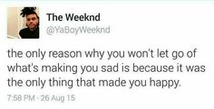 Quotes by The Weeknd