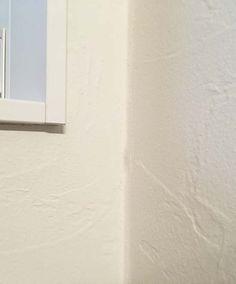 珪藻土の「汚れ・ひび割れ・剥がれ」を補修する方法【思ってたより簡単!】│海の近くに建てた家