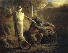 La muerte y el leñador