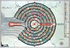 """""""Qué hubiera pasado si"""" o el infinito mundo de los mapas inventados"""