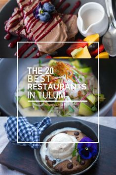 The 20 Very Best Restaurants in Tulum - Annie Fairfax Travel Articles, Travel Photos, Travel Advice, Travel Tips, Best Places To Eat, Ultimate Travel, Mexico Travel, Travel Photographer, Foodie Travel