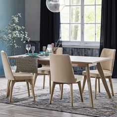 Mobilier Dining - Alfemo Dining Chairs, Dining Room, Palermo, Furniture, Design, Home Decor, Decoration Home, Room Decor, Dining Chair
