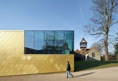 Maidstone Museum East Wing, Maidstone, 2012 - Hugh Broughton Architects