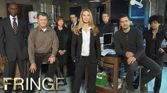 I love fringe. It's one of my favorite tv shows.