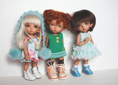 Crochet Doll Dress, Crochet Doll Clothes, Barbie, Doll Shoes, Ball Jointed Dolls, Blythe Dolls, Beautiful Dolls, Make You Smile, Harajuku