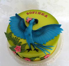 Kavárna Orbis Rio Cake, Cupcake Cakes, Cupcakes, Ice Age, Fancy Cakes, Madagascar, Make You Smile, Eye Candy, Make It Yourself