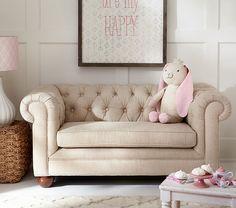 Chesterfield Mini Sofa