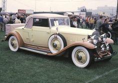 1929 Lincoln Cabriolet