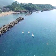 ESP SUP   #SUP #starboard #esperancafukui  #espsup #日本海 ♫ Chris Rea - On The Beach Flipagram で作成 - http://flipagram.com/f/XWFixrm1ty