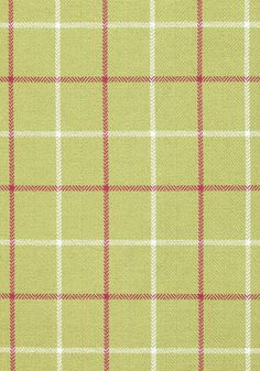 "AW7872 Pattern 	LAURENCE PLAID Woven Fabrics Collection 	Rue de Seine Colorway 	Apple Green Content 	38%Vis, 30%Lin, 28%Cot, 4%Poly Width 	54.00"" (137.16 cm) Repeat H 	5.75"" (14.605 cm) Repeat V 	6.00"" (15.24 cm)"