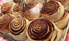 Tailgate : Petits pains à la cannelle