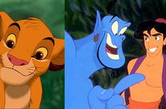 """OH MY GOSH! OH MY GOSH!!! The Broadway Casts Of """"The Lion King"""" And """"Aladdin"""" Got Into An Epic Airport Sing-Off"""