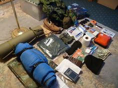 Rural Revolution: Bug-Out Bags