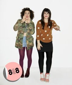 the broad city girls teach you how to get through the holiday season.