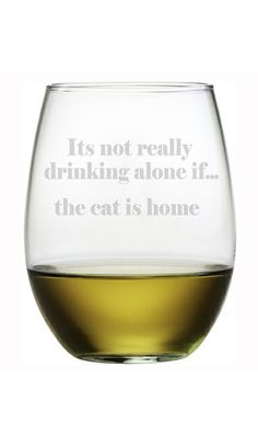 Right? This is embarrassingly accurate. So two cats makes it a party, right?