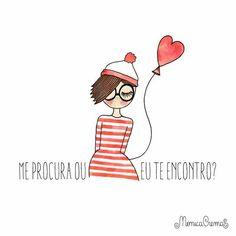 Onde está o amor???