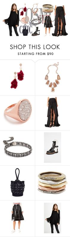 """""""My Style .. My Way"""" by justinallison ❤ liked on Polyvore featuring Tory Burch, Kendra Scott, Bronzallure, Cinq à Sept, Sigerson Morrison, Alexander Wang, Alice + Olivia and Three Dots"""