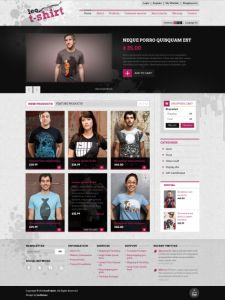 Un thème responsive gratuit pour Prestashop - Labo JNG WEB : Sites & Référencement