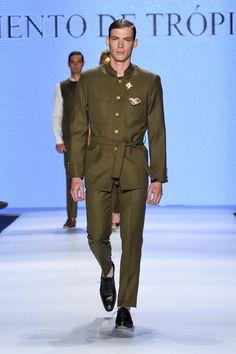 Juan Pablo Socarrás - Bogotá Fashion Week - #Menswear  #Trends #Tendencias #Moda Hombre - MFT