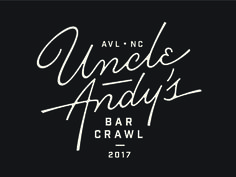 Uncle Andy's Crawl by Wells #Design Popular #Dribbble #shots