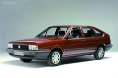 VOLKSWAGEN Passat Hatchback (1981 - 1987)