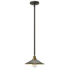 Hinkley Lighting, Barn Lighting, Interior Lighting, Island Pendant Lights, Pendant Lighting, Vintage Industrial, Industrial Style, Bronze Pendant, Mini Pendant