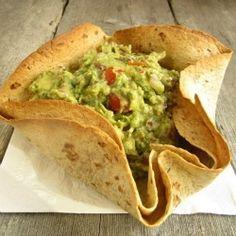 Yummy Guacamole! Easy, healthy and amazingly delicious!