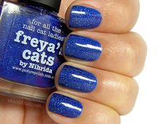 piCture pOlish Collaboration Shade: Freya's Cats by Nihrida
