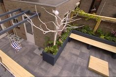 Koken en eten in strakke tuin | Eigen Huis & Tuin
