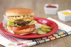 Hungry Girl: How to Make a Healthy In-N-Out Burger atHome