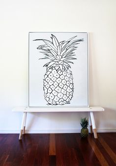 more pineapple