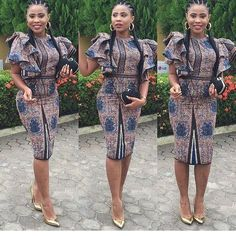 Special Ankara Styles for Beautiful Ladies | Maboplus