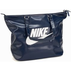 Nike Heritage Si Tote (330 CNY) ❤ liked on Polyvore featuring bags e6591ef867aa9