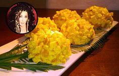 Torta Mimosa alla Cher