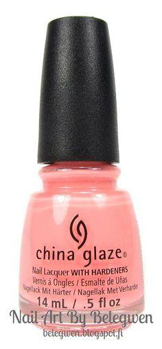 China Glaze - More To Explore
