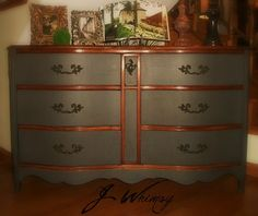 Gorgeous French Country Dresser