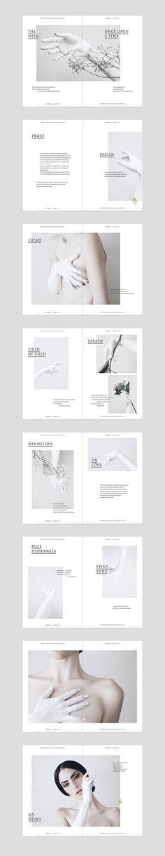 Design editorial layout photography 16 New Ideas Magazine Layout Design, Book Design Layout, Graphic Design Layouts, Brochure Design, Graphic Design Inspiration, Magazine Layouts, Photo Book Design, Minimal Graphic Design, Design Posters