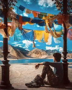 Pangong-Tso Lake India, China Border #instagram #himalayas #ladakh #pangong #leh #thelostbat #himalayas_indianmonks #india #incredibleindia #_soi #travelgram #traveldiaries #indiapictures #everydayindia #lonelyplanetindia #streetphotographyindia #indianphotography #mypixeldiary #_coi #storiesofindia #inspiroindia #photographers_of_india #official_photography_hub #travel #dslrofficial #indiaclicks #love